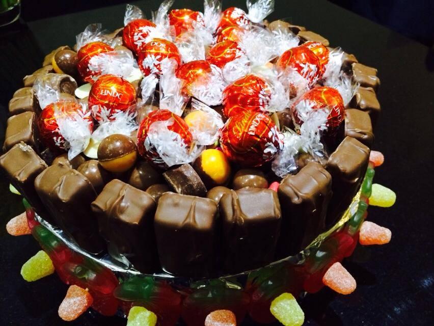 Chocolate Lindor Delight
