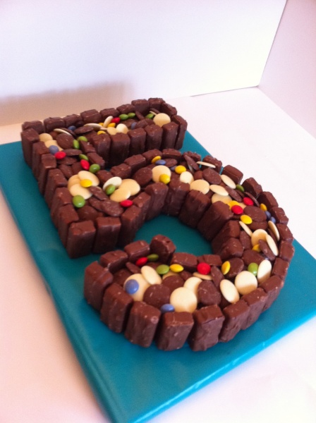 Sweets Birthday Cake Images : 5th Birthday Chocolate Sweet Cake Dartford Pre-Filled ...