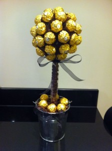 Fererro Rocher Tree