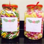 3kg of any Haribo Sweet with a personalised label