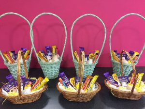 Easter Baskets of Sweets