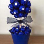 Blue Ferrero Rocher Tree