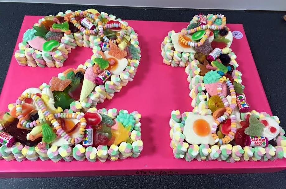 St Birthday Cake Delivery Uk