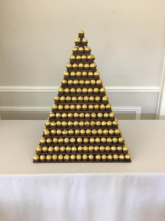 Ferrero Rocher Dartford Pre Filled Sweet Cones Amp Sweet Cakes