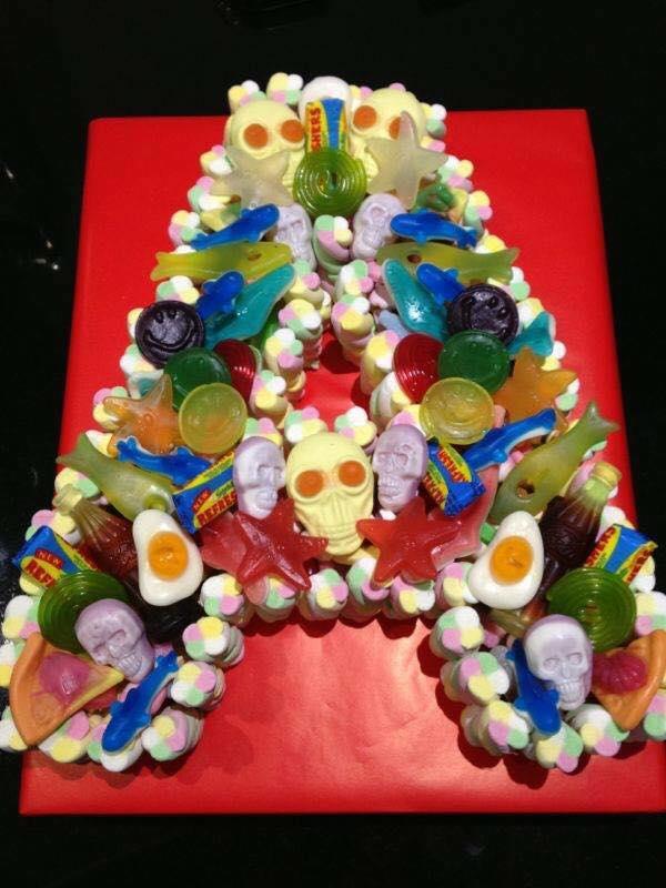 Birthday Cakes Mallow