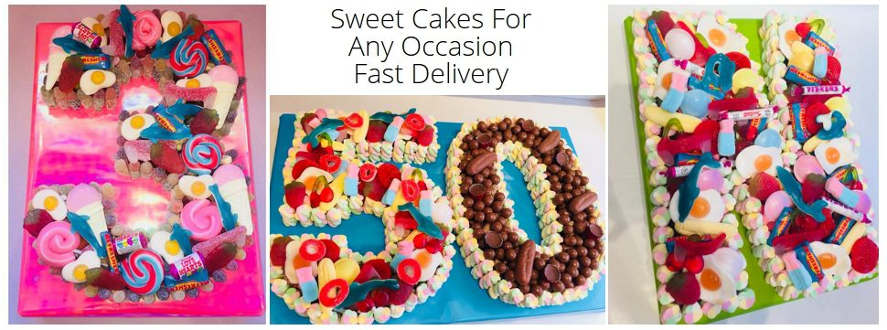 Sweet Cakes Delivered