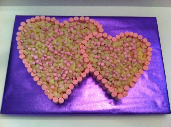 Double Love Hearts