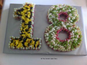 Birthday Cake 18th