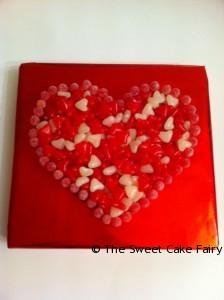 Valentine Sweet Cake
