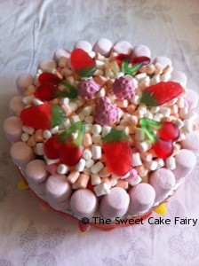 Cake Made of Sweeties