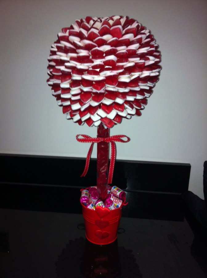 Haribo Heart Throb Sweet Tree 163 35 Dartford Pre Filled