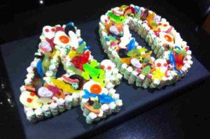 40 male Sweet Cake