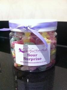 sour surprise