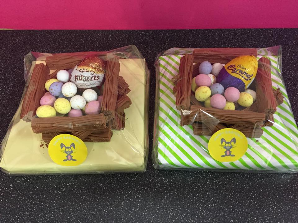 Easter Dartford Pre Filled Sweet Cones Amp Sweet Cakes