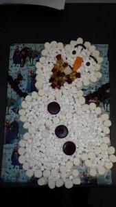 Olaf Sweet Cake